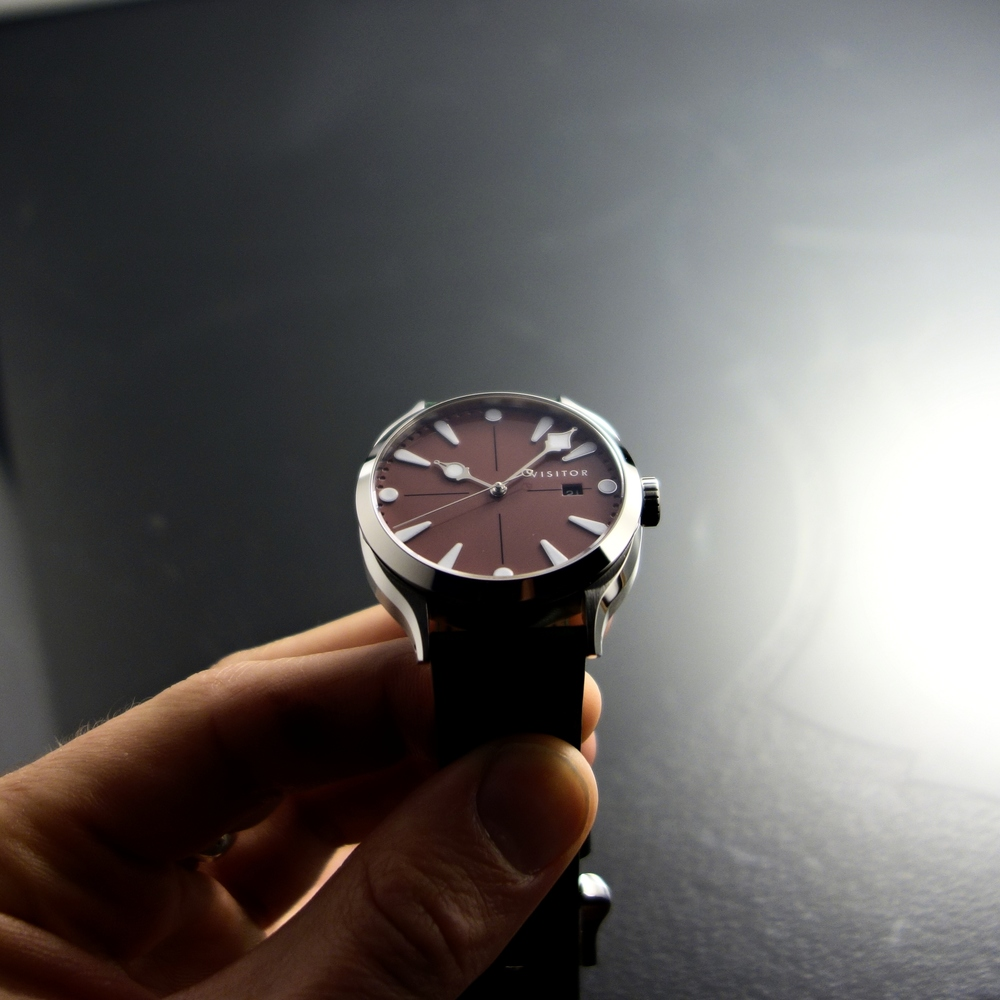 Visitor Watch Co. CL_10