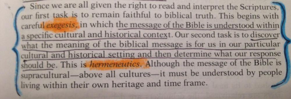 """- Paul G. Hiebert, """"Anthropological Insights,"""" 19."""