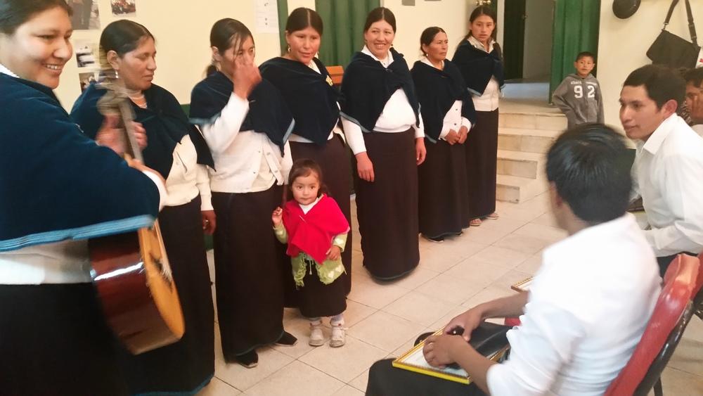Another women's choir.