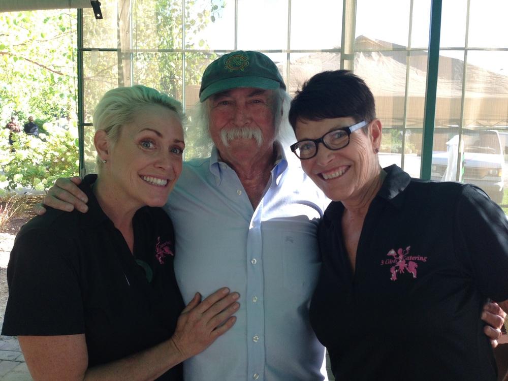 Gretchen, Croz & Lisa