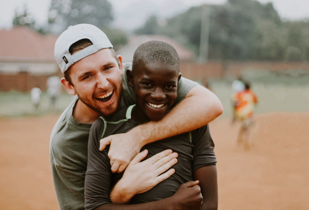 BECOME A SPONSOR - Over half of Uganda's population is under 15 years old, making it the second youngest country in the world.We not only want to feed children in Uganda, we want to make sure they have a future.We want to raise a generation of Christian leaders in Uganda. Will you partner with us?