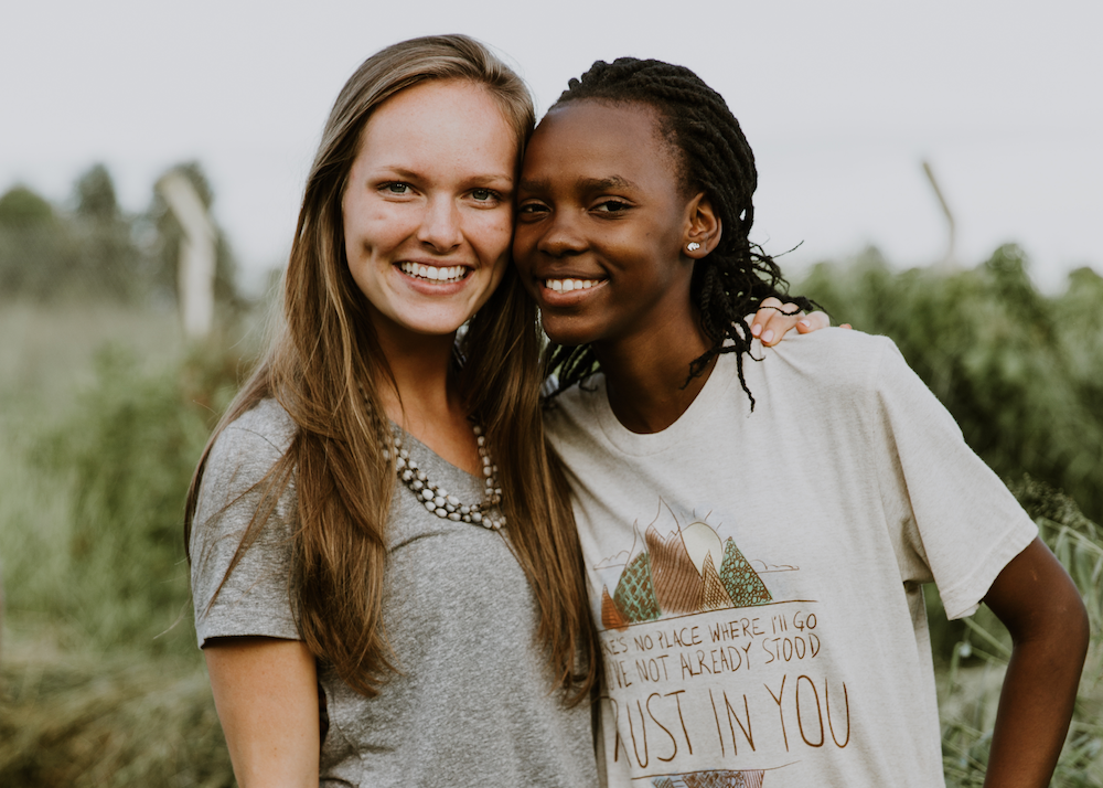 SPONSORSHIP TESTIMONIAL  - By sponsoring Phi I've learned how to truly live out my faith. I have watched her live her life completely surrendering to Jesus. And through sponsoring Phi we have built a strong relationship!      —   Megan Schrock