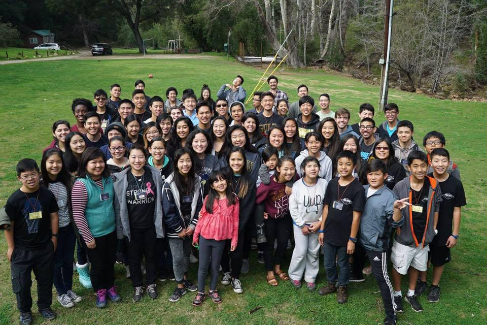 2017 Joint Winter retreat with cerritos baptist church