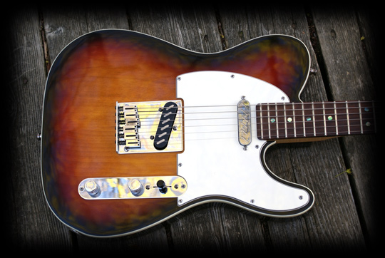 Fat T Tele Style Set Lawing Musical Products