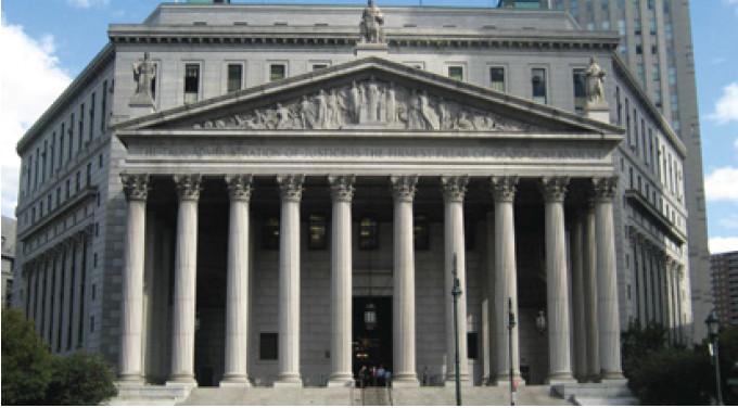Tribunal de Justiça em Manhattan