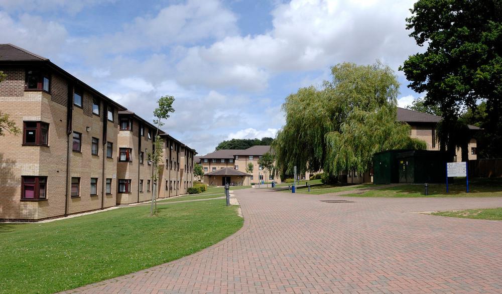 Dormitório: Clive Booth Student Village e espaço verde ao redor do alojamento - 044