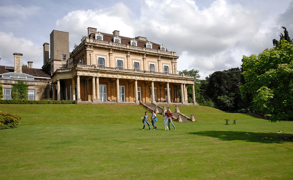 Campus da Oxford Brookes University - 068