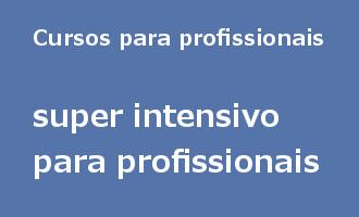 super intensivo para profissionais
