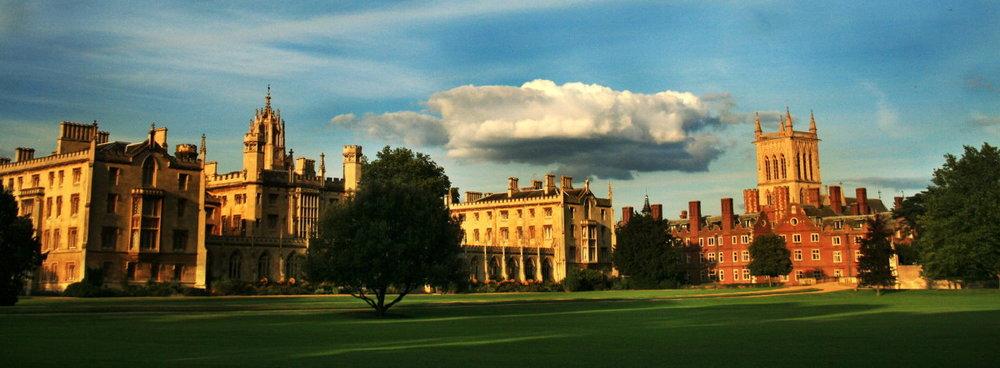 Cambridge, uma das excursões previstas na programação do Winter Explorer