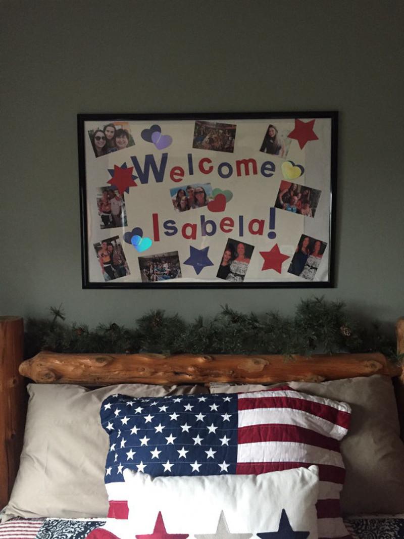 Seu quarto preparado para a sua chegada!