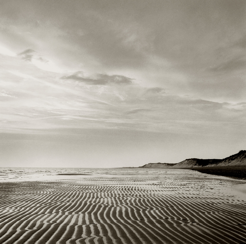 """THERE"" (Wellfleet Flats, Cape Cod) - Michael Kahn"