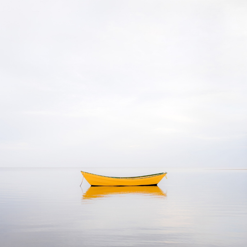 YELLOW BOAT (Brewster)