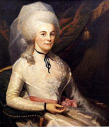 Elizabeth Schuyler Hamilton by Ralph Earl  , 1787