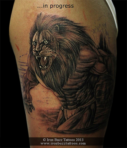 Lion_on_arm_black_and_grey_tattoo_best_design_for_men_and_women_by_artist_eric_dsouza_at_iron_buzz_tattoos_and_piercing_versova_andheri_mumbai.jpg