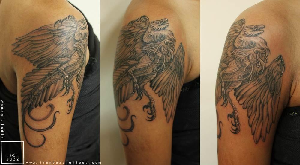 Archaeopteryx Tattoo