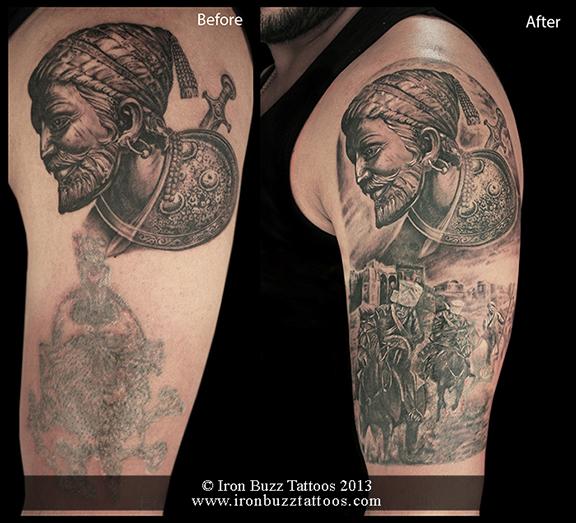 Iron Buzz Tattoos Andheri Mumbai: What To Do If You Have Some Bad