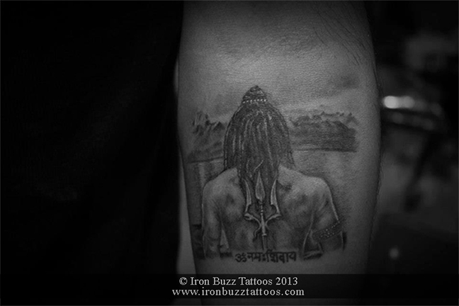 Iron Buzz Tattoos, andheri, mumbai;