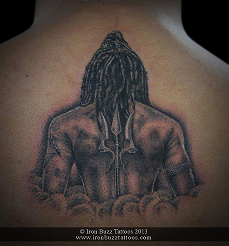 Best Lord Shiva Mahadev Tattoos Done At Iron Buzz: Top Rudra 2 By Images For Pinterest Tattoos