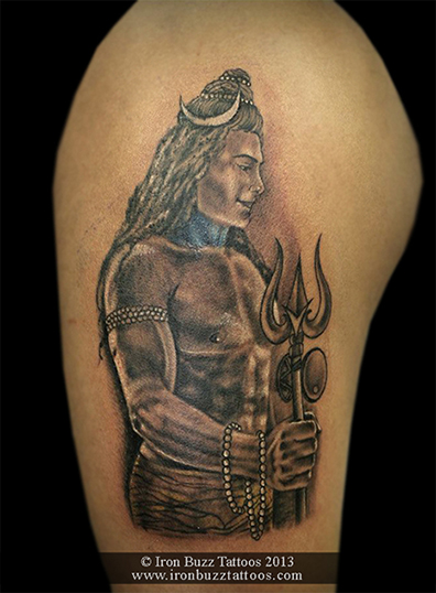 top tattoo mahadev images for pinterest tattoos. Black Bedroom Furniture Sets. Home Design Ideas