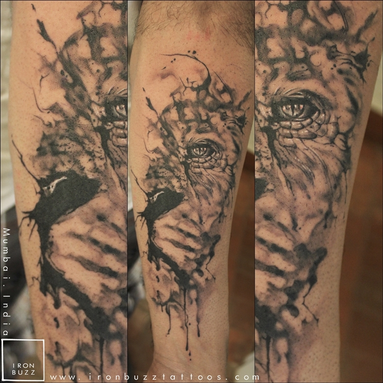 Lord Shiva Tattoo The Lord Is Back Series By Eric Jason: Tattoos — Iron Buzz Tattoos In Mumbai