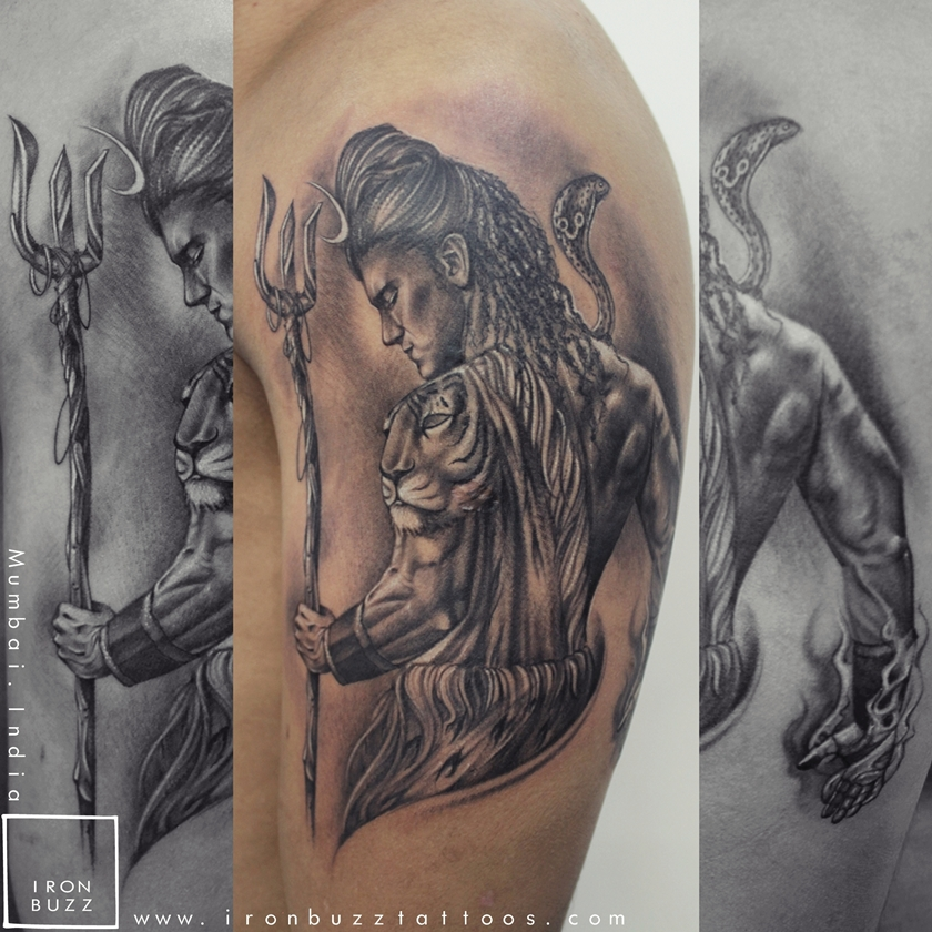 Tattoo Designs God Shiva: India's Best Tattoo Artists