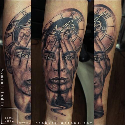 Best Tattoo Artist In Mumbai India: 15 Best Forearm Tattoos Done At Iron Buzz Tattoos