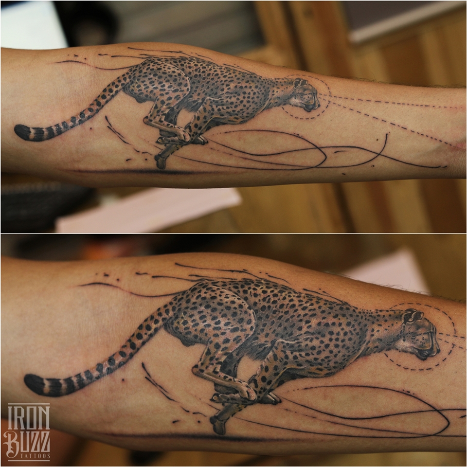 Iron Buzz Tattoos Andheri Mumbai: 15 Best Animal Tattoos Done At Iron Buzz Tattoos, Mumbai