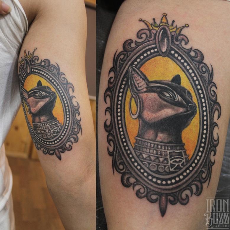 Amazing Frame Tattoos Photos - Framed Art Ideas - roadofriches.com