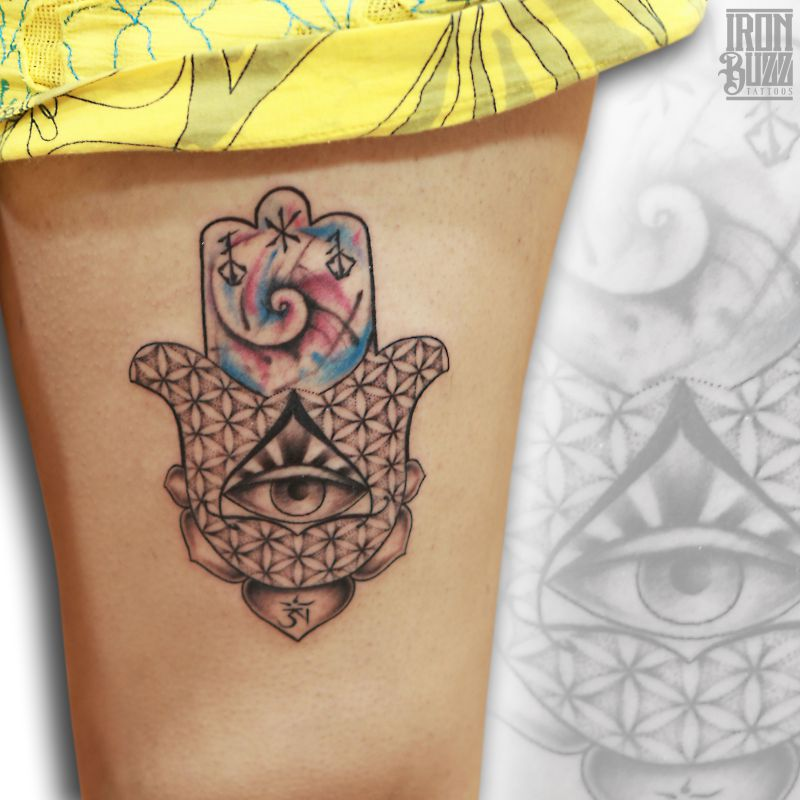 Tattoo by Aadesh