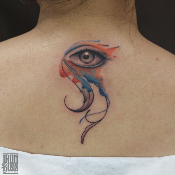 Iron Buzz Tattoos Andheri Mumbai: Top 15 Watercolour Tattoos By Aadesh G