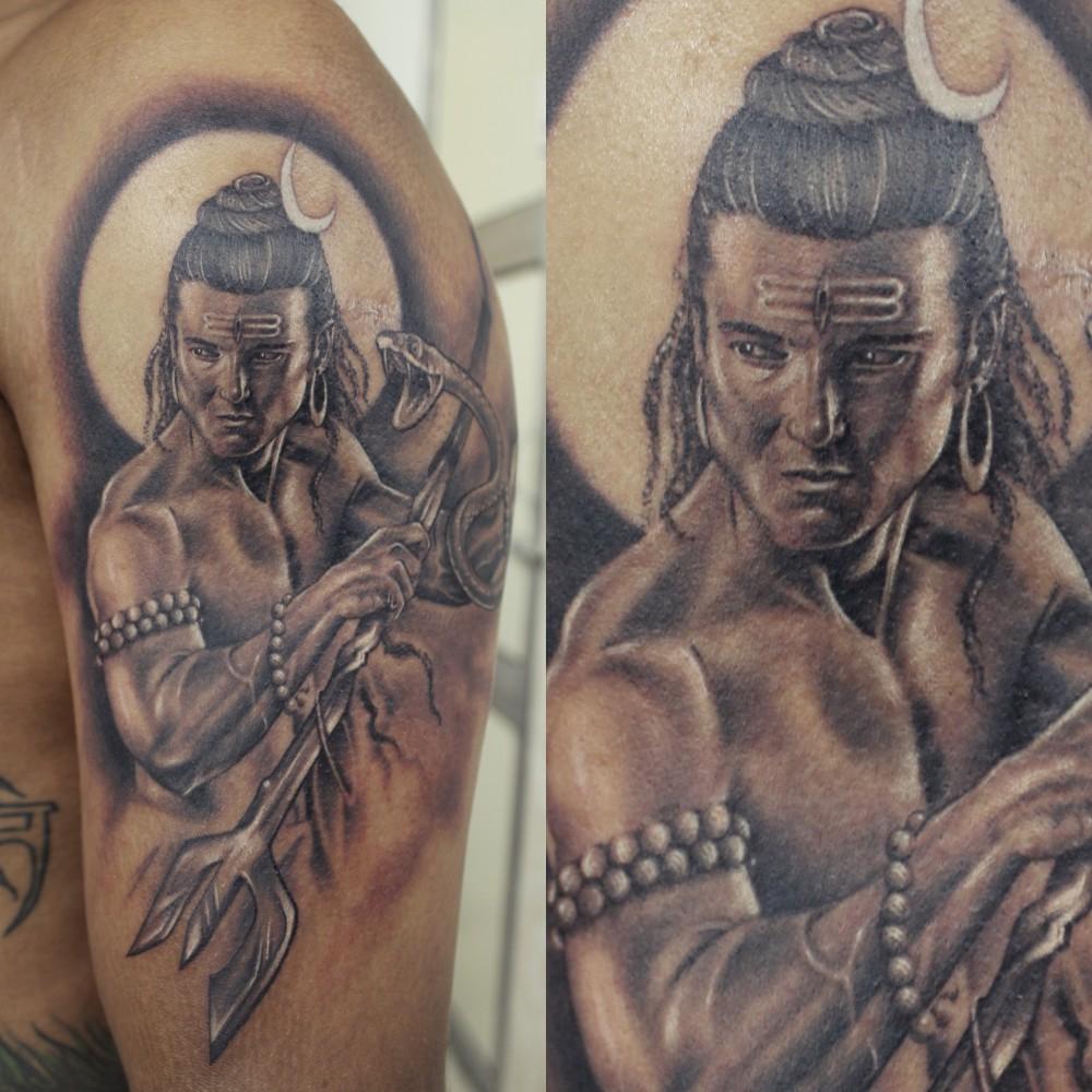 Best Tattoos Artist In India Iron Buzz