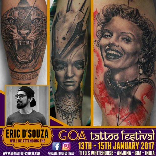 Best Tattoos Artist In India Iron Buzz: India's Best Tattoo Artists, Designers And