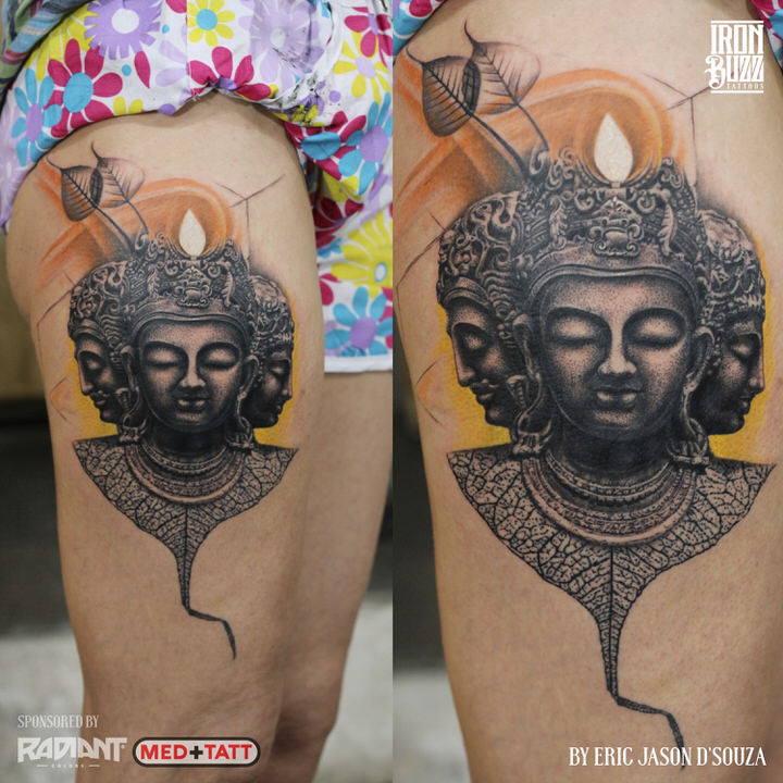 Iron Buzz Tattoos Andheri Mumbai: How To Plan Your Custom Tattoo Design!