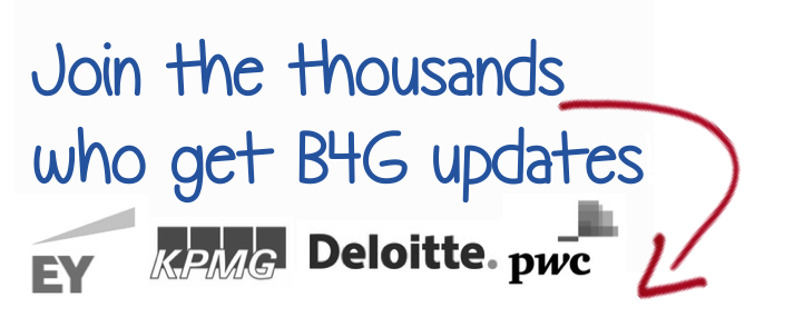 Get Big 4 Accounting Firms Updates!