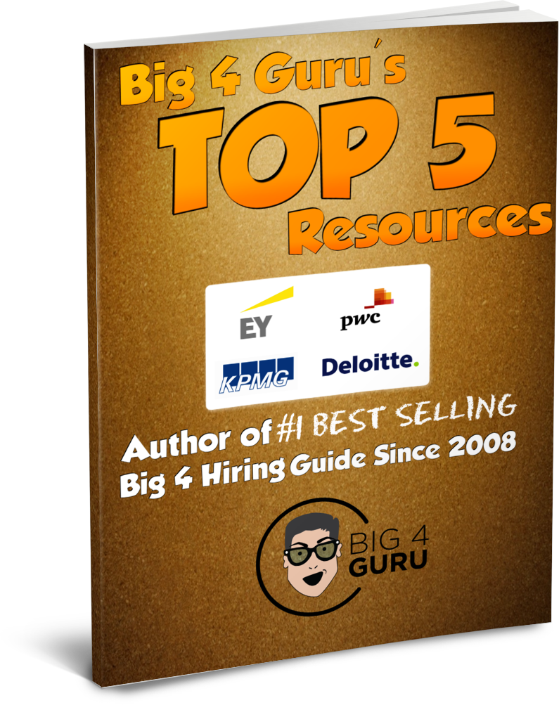 Big 4 Accounting Firm Top 5 Resources