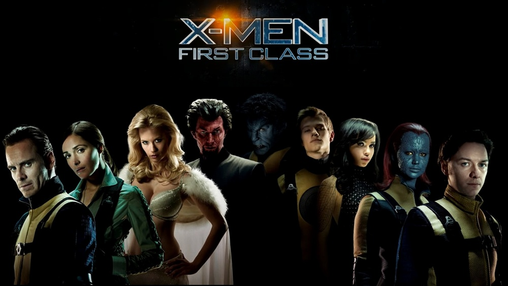 X-MEN FIRST CLASS : Planches originales, Philippe Briones, 2011