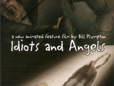 IDIOTS & ANGELS : Première exposition à Paris de Bill Plympton, 2008