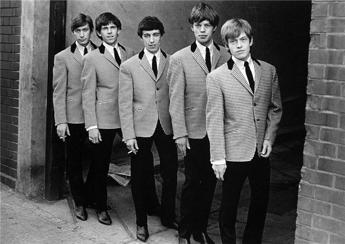 Rolling Stones, juin 2008