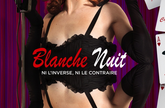Blanche-Nuit, de  Fabrice Sebille ,Tournage, avril 2013