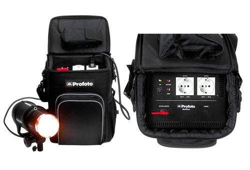 Profoto BatPac 230V - Portable Power Source  Läs mer här