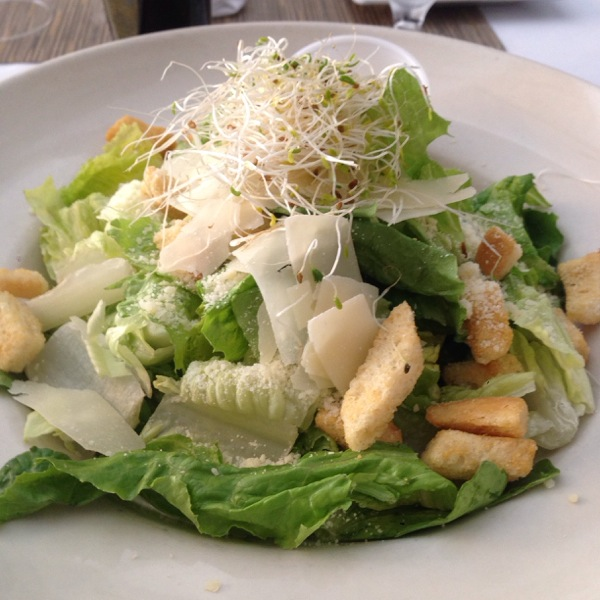Caesar Salad at Sibilla Cucina Italiana