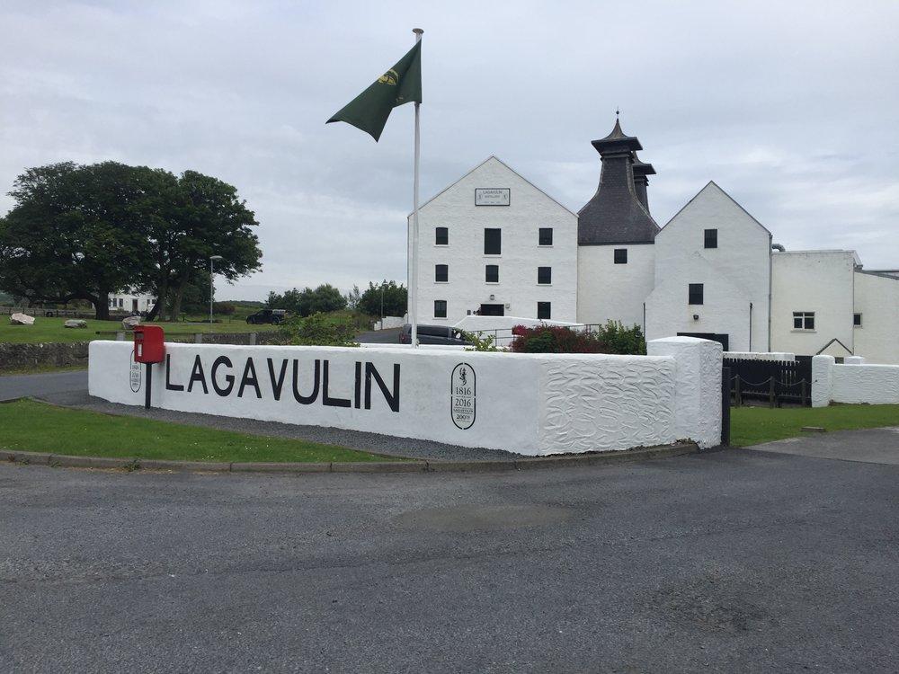 Lagavulin Distillery