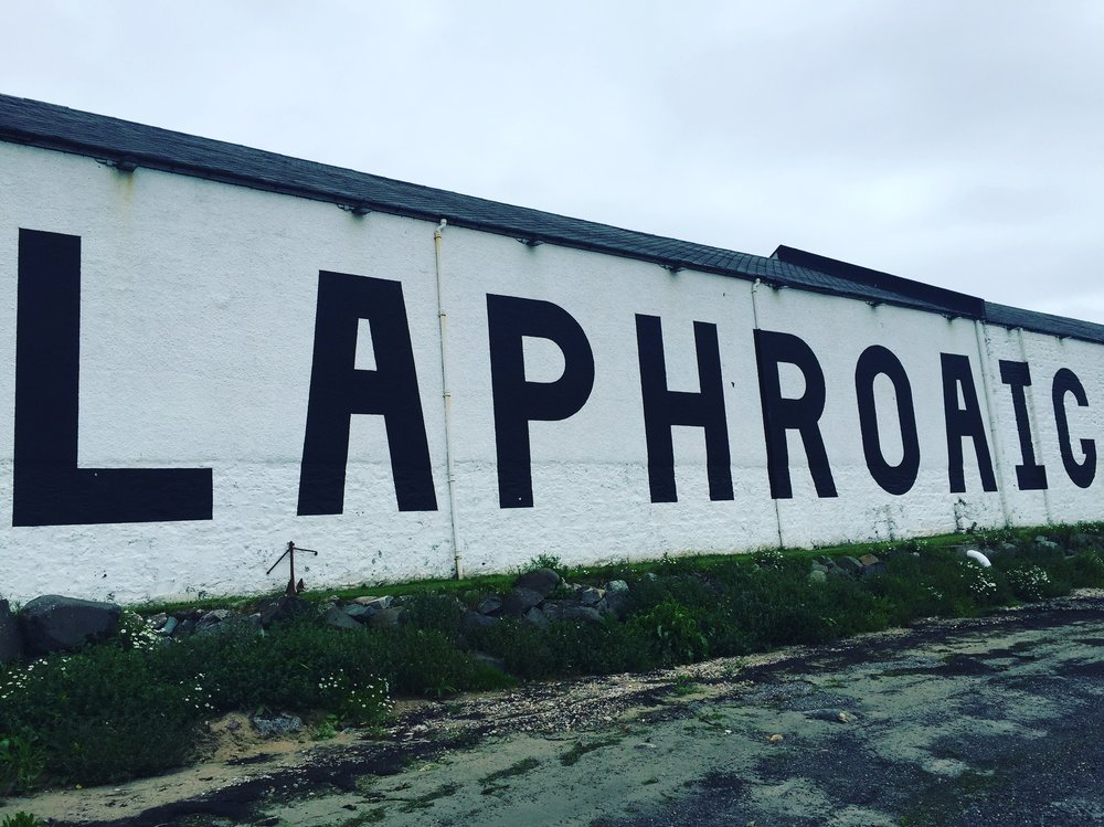 Laphroaig by the Sea