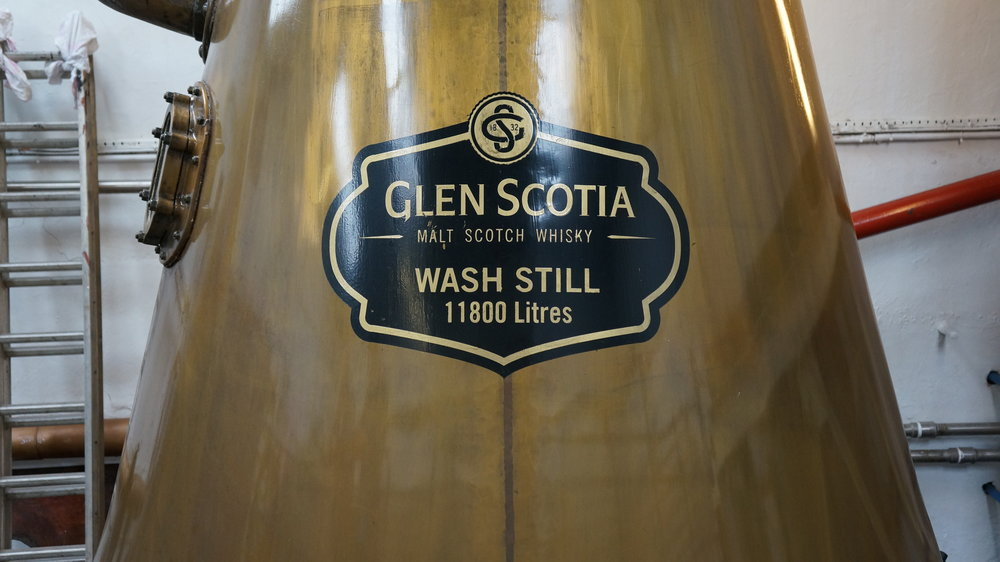 Glen Scotia Wash Still