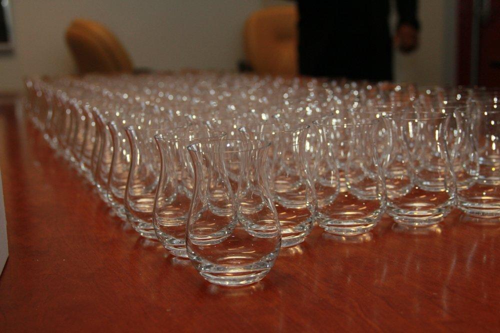 IWC Glassware