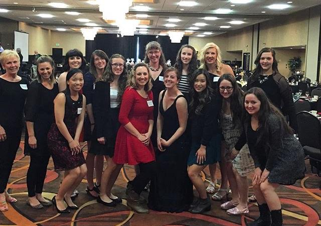 Red Carpet Gala Volunteers made the night a HUGE success!