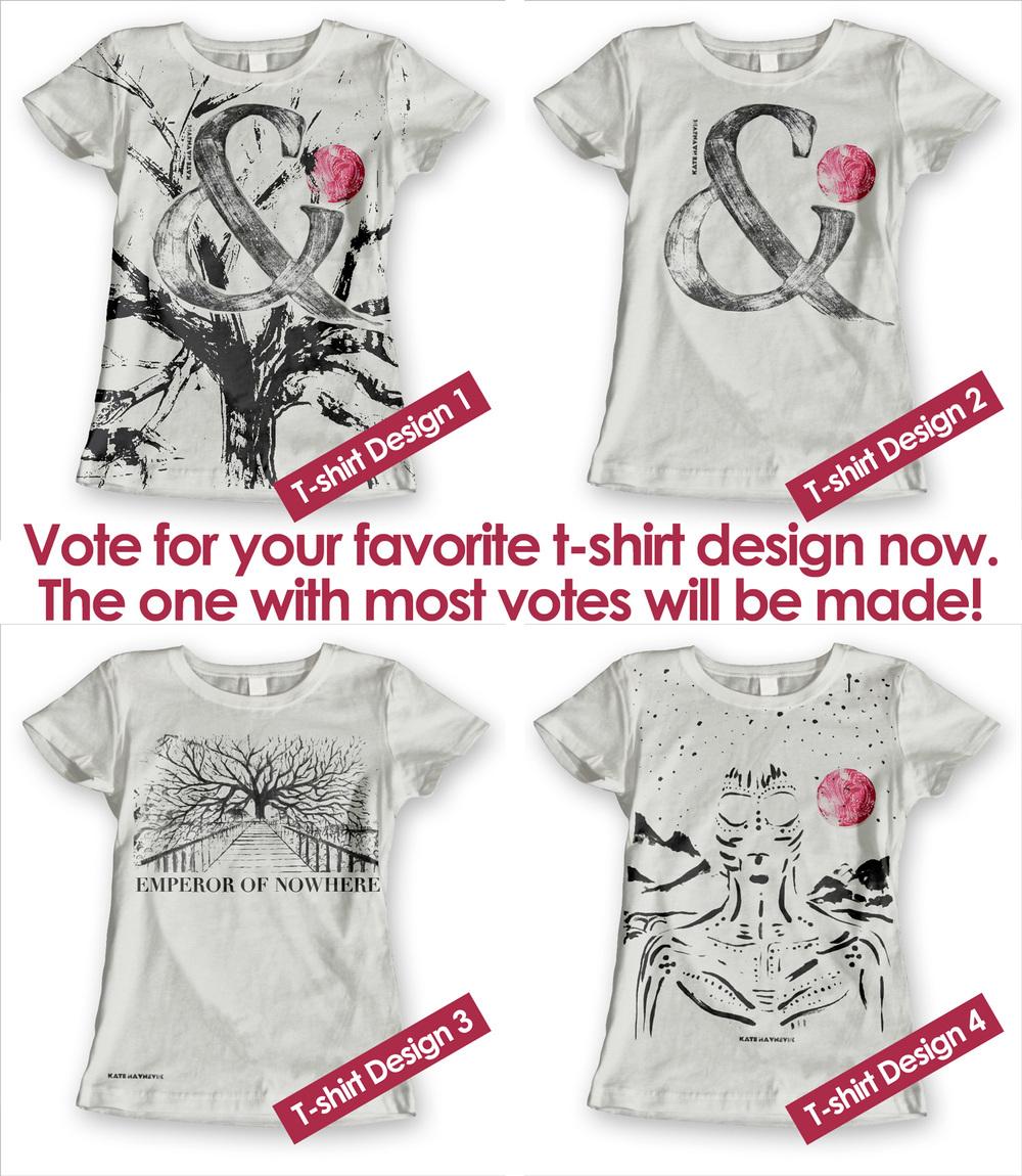&iTshirts
