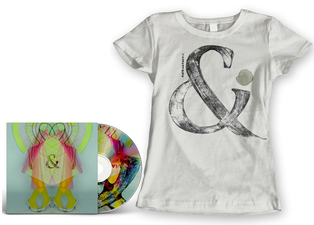 &iCD&Tshirt