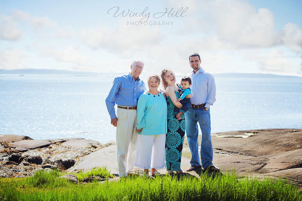mid coast maine family photographer beach morning.jpg