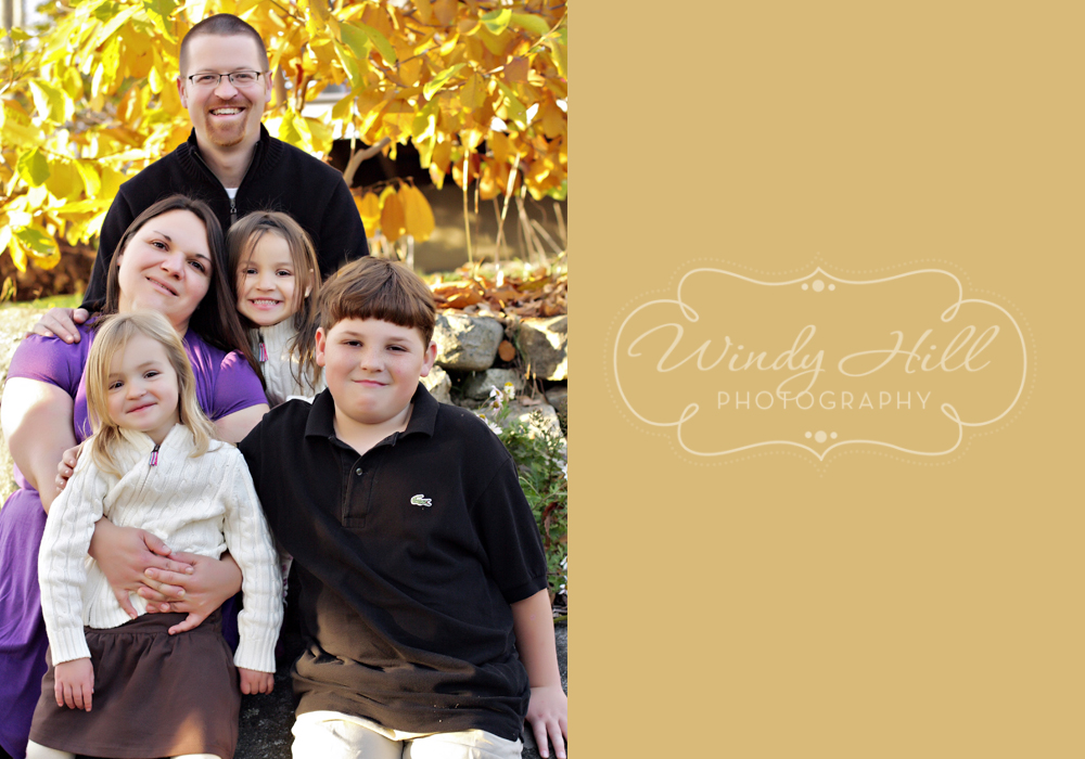 Maine Family Photographer family gorgeous fall color.jpg